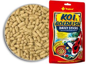 Корм Koi & Goldfish Daily Sticks 11 л.