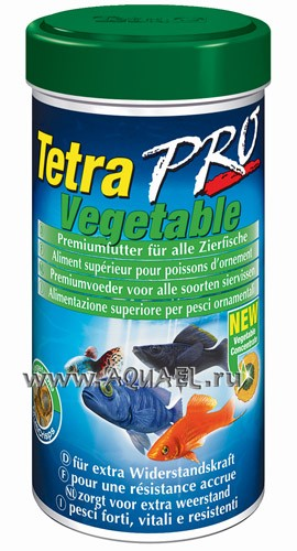 TetraPro Vegetable Crisps 500мл