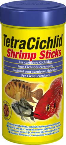 TetraCichlid Shrimpsticks 250 мл